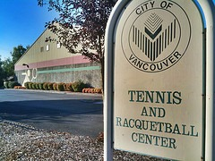 Vancouver Tennis and Racquetball Center