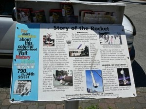 Story of the Seattle Fremont Rocket