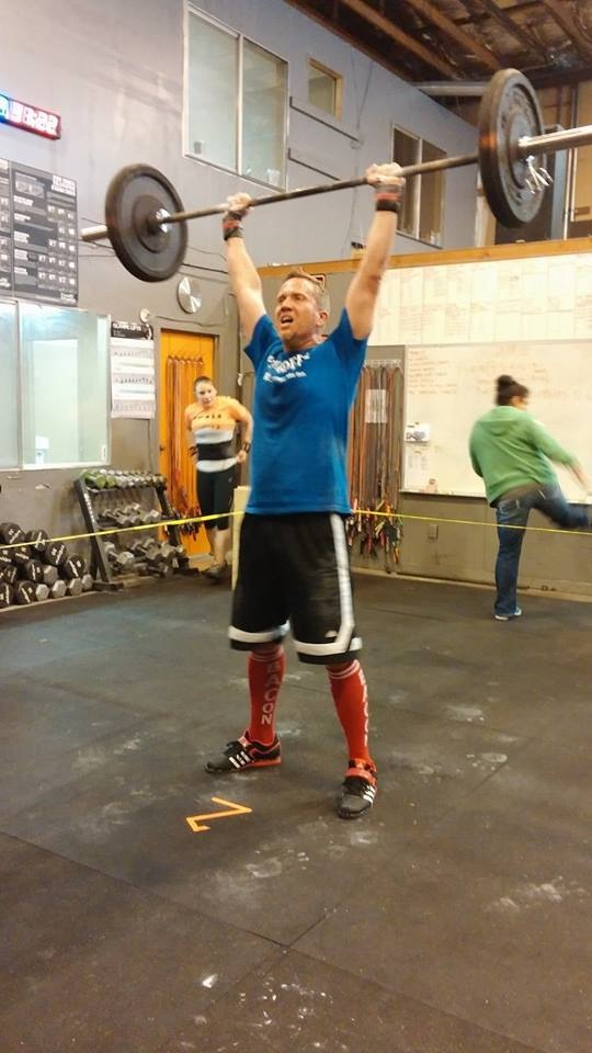 Crossfit Realtor Dale Chumbley in Vancouver WA