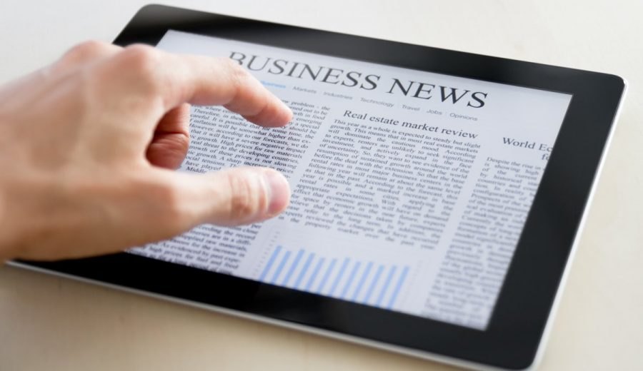 Clark county was business news