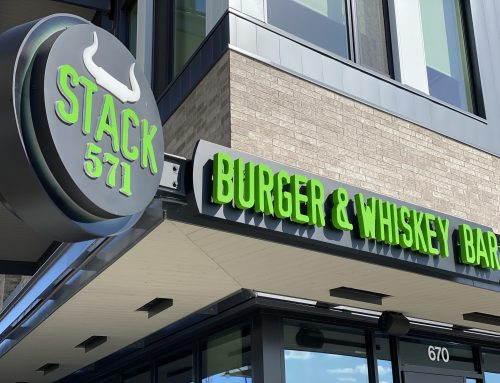 Stack 571 Burger & Whiskey Bar in Vancouver, WA